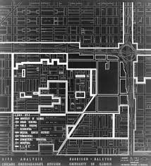 University Of Illinois At Chicago Map by Circle Campus Design