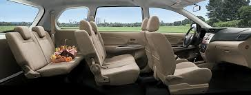 New Avanza Interior Al Futtaim Motors Launches New 7 Seat Avanza For Aed 54 900