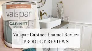 how to apply valspar cabinet paint valspar cabinet enamel review l product reviews
