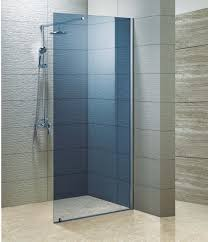 walk in bath free standing one side glass shower cubicle enclosure