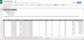 Ebay Spreadsheet Transactionsaver Track Items Into Google Spreadsh The Ebay