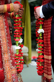 indian wedding garland an indian wedding at villa le corti wedding wedding garlands