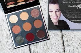 Makeup Mua manny mua x makeup palette 11street malaysia eyeshadow