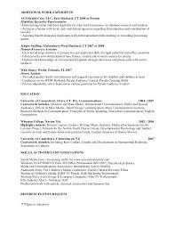 international relations specialist resume laila berzins april resume 2011