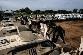 Radio Miraya Juba News Arrival Of Un Regional Force In South Sudan Will Free Up