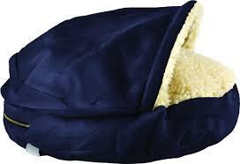 Cedar Dog Bed Snoozer Cozy Cave Luxury Hooded Pet Bed U0026 Reviews Wayfair