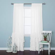 Better Homes And Gardens Curtain Rods by Decorating Appealing Decorative Overstock Curtains With Side