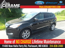 paul cerame ford contact paul cerame ford in florissant mo re 2016 ford escape