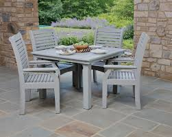 Patio Table L Poly Tables Table Set L Green Acres Outdoor Living Marietta Ga