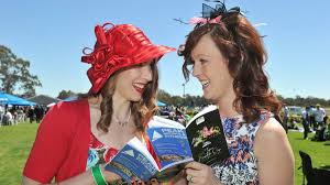 gallery bendigo cup punters 2 bendigo advertiser
