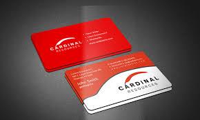 in card visit in danh thiếp nhanh chóng giá rẻ