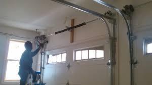 Overhead Door Track Door Garage Garage Door Track Overhead Door Repair Replacement