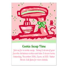 cookie exchange invitation templates u2013 diabetesmang info