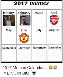 Meme Calendar - 25 best memes about 2017 meme calendar 2017 meme calendar memes