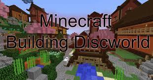 Discworld Map Minecraft Building Discworld