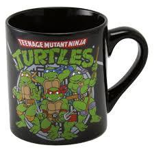 Cool Coffee Cups by Teenage Mutant Ninja Turtles Coffee Mug Cartoon Character Mugs