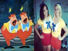 Tweedle Dee Tweedle Dum Halloween Costumes Diy U0026m Halloween Costumes Halloween