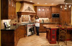 Kitchen High Cabinet Country Kitchen Accessories Undermount Sink High Cabinets Stone