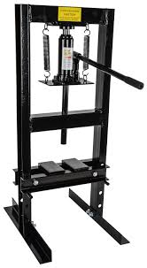 Jegs Online Jegs Performance Products 81518 Hydraulic Shop Press 6 Ton Jegs