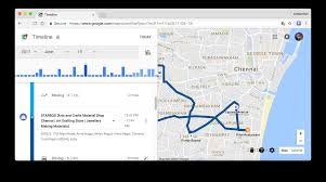 Google Location History Map View U0026 Manage Your Location History Using Google Maps Timeline