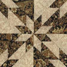 Home Patterns Free Hunter Star Quilt Pattern Home Hunter U0027s Star Quilt Block