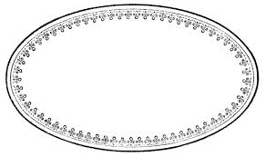 vintage oval cliparts free download clip art free clip art