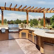 corner kitchen storage cabinet 90 degree corner storage cabinet 71w x 35h adjustable easy outdoor kitchen frame kit with cement board by grillnetics