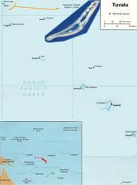 map of tuvalu map tuvalu funafuti