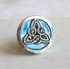 Decorative Dresser Knobs Drawer Pull Celtic Cabinet Knob Cabinet Pull By Naturewithyou