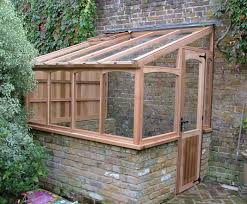 Backyard Greenhouse Diy It U0027s A Bit Small And Doesn U0027t Have Direct Entry From The Home But