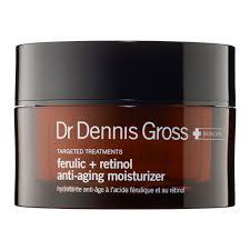 ferulic retinol anti aging moisturizer dr dennis gross