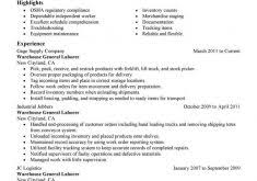 Sample General Laborer Resume by Download Great Resume Samples Haadyaooverbayresort Com