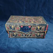Ottoman Empire 19th Century Ottoman Quran Box A 19th Century Islamic Ottoman Empire