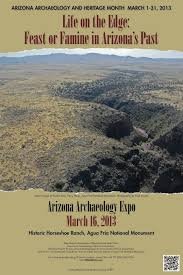 arizona archaeology and heritage awareness month arizona state parks