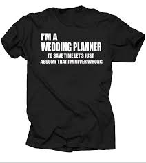 where can i buy a wedding planner click to buy wedding planner t shirt wedding manager organizer