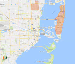 Miami Dade College Map by Studenthealth