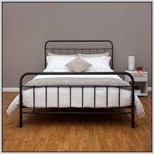 Cheap King Size Metal Bed Frame Platform Metal Bed Frame Mattress Foundation Zinus 1000 Sleep