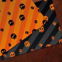 how to craft halloween placemats hellokids com