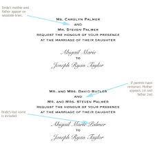 Wedding Announcements Wording 30 Simple Wedding Invitation Wording From Bride And Groom Vizio