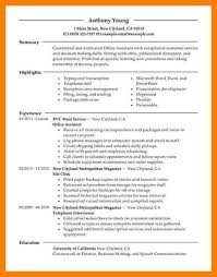 lpn resume template 5 sle resume for office assistant lpn resume