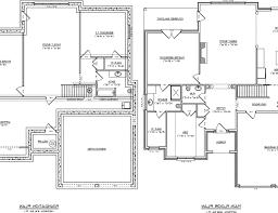 splendent open concept bungalow plans fresh open concept plans for