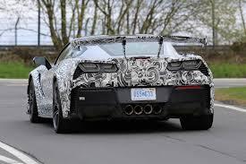 newest corvette zr1 2018 corvette zr1 newest gtspirit