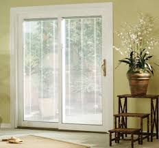 Patio Door Internal Blinds Sliding Patio Doors With Internal Blinds Outdoorlivingdecor