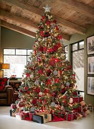 country christmas tree homely idea country christmas tree decorations 25 an integral part