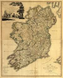 Classic Maps Popular Ireland Wall Map Buy Cheap Ireland Wall Map Lots From