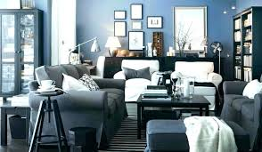 blue and gray sofa pillows blue gray sofa room full of pillows grey sofa with blue pillows room