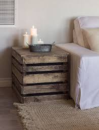 How To Make End Tables Out Of Pallets by Best 25 Pallet Furniture Ideas On Pinterest Wood Pallet Couch