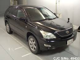 lexus cars 2005 2005 toyota harrier black for sale stock no 49433 japanese