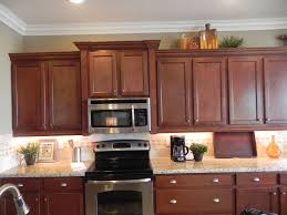cabinet over microwave over range different height and depth