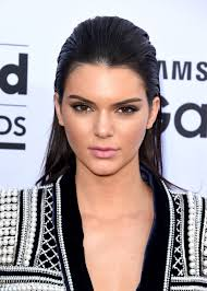 how to get kendall jenner u0027s slicked back billboard music awards